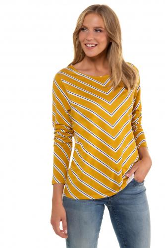 Marškinėliai su juostomis