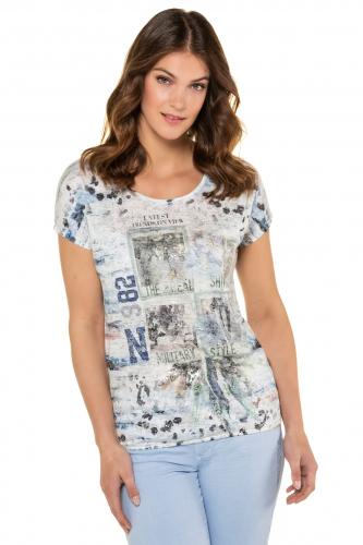 Marškinėliai su raštais