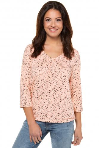 Marškinėliai minimalistiniais taškais
