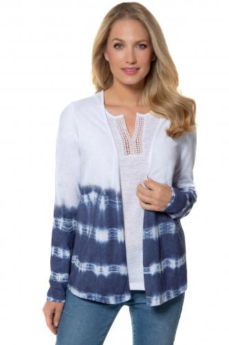 Džemperis batikos spalva