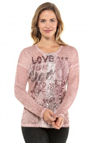 """Marškinėliai su užrašu """"LOVE"""""""