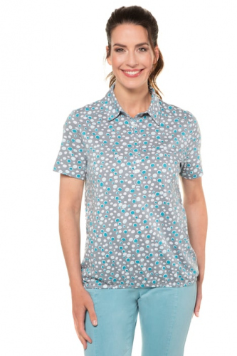 Marškinėliai su apskritimo spauda